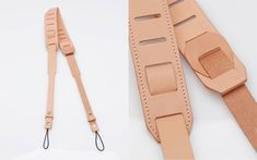 Tanner Goods Horween Leather Camera Strap • Selectism