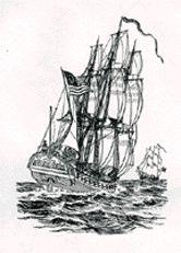 privateer ship during Revolutionary War