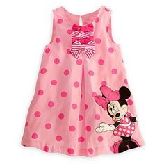 Cheap pink minnie, Buy Quality girls dresses summer 2016 directly from China girls dress Suppliers: Pink Minnie Polka Dot Casual Girls Dresses Summer 2016 Fantasia Vestido Infantil Baby Girl Dress Kids Clothes Children Clothing Girls Casual Dresses, Kids Outfits Girls, Little Girl Dresses, Toddler Outfits, Girl Outfits, Summer Dresses, Fashion Kids, Fashion 2017, Dress Fashion