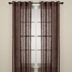 Valeron Stradivari Window Curtain Panels Bedbathandbeyond Linda Pinterest Curtains And Panel