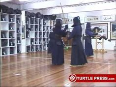 Kumdo Korean Kendo Partner Drills - http://kendohq.net/kumdo-korean-kendo-partner-drills/