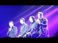 Il Divo  Medley Anvers mai 2016