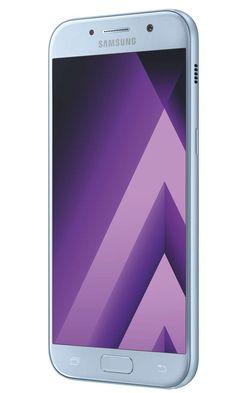 Das Samsung Galaxy A5 (2017) besitzt ein edles Gehäuse aus Glas und Metall.