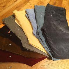 Levi's 519 Corduroy Pants.  #standardcalifornia #スタンダードカリフォルニア #levis #519 #corduroy #pants #madeinusa #vintage