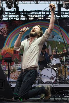 Father John Misty, We Love Green festival, Vincennes-Paris, Kinds Of Music, Music Love, Music Is Life, Rock Music, My Music, Rock And Roll Fantasy, Music Collage, Father John, Perfect Boy