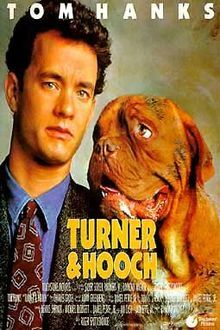 Turner and Hooch (1989) Tom Hanks, Mare Winningham, Craig T. Nelson, Reginald, VelJohnson