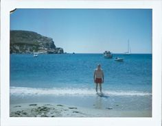 Polaroids from our honeymoon. Folegandros, Greece  The most beautiful place in the world  Settle Nowhere http://settlenowhere.tumblr.com