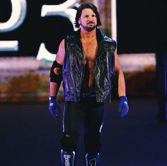 The debut of AJ Styles - Royal Rumble 2016
