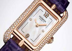 8fbb4aeb57f Novos relógios Hermès Nantucket Mercado De Luxo