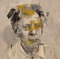 "Saatchi Online Artist: Benjamin Garcia; Oil 2013 Painting ""Character Reference 1"""