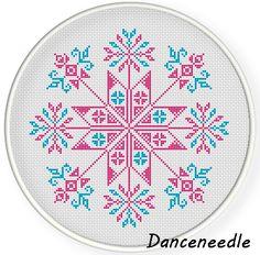 Xmas Cross Stitch, Simple Cross Stitch, Cross Stitch Kits, Cross Stitch Designs, Cross Stitching, Counted Cross Stitch Patterns, Kasuti Embroidery, Cross Stitch Embroidery, Hand Embroidery