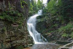 Wodospad Kamieńczyka http://vacacion.pl/miejscawpolsce/328-wodospad-kamienczyka-szklarska-poreba