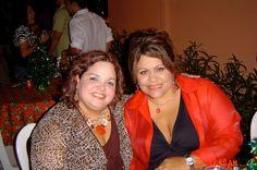 Con mi queridisima amiga Brenda, celebrando la Navidad (noche buena) En la casa de Viera!!!