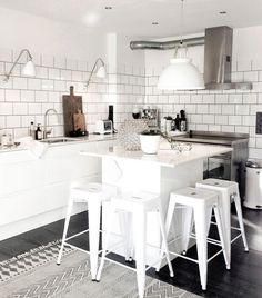 scandinavian nordic kitchen