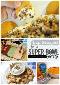 Dip #Recipes for a Super Bowl Party #SB47