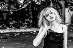 The Women Inspiring Hedi Slimane