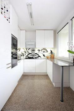Inspirace kuchyně - Interier bytu Praha
