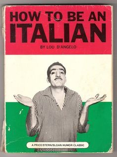 No Italians live in Little Italy, New York.I have this book :) Bill De Blasio, Italy News, Little Italy, Yorkie, New York City, Humor, Classic, Books, Book Covers