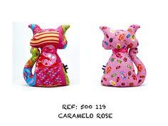 CARAMELO ROSE Emmanuel Création
