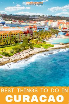 Some of the best things to do in Curacao. A Dutch Caribbean island, Curacao is known for its beaches, reefs and architecture. I TravelDudes #Travel #Curacao #Caribbean   Curacao things to do   Curacao beach   Curacao beaches Beach Travel, Beach Trip, Luxury Travel, Us Travel, Travel Tips, Bucket List Holidays, Bucket List Life, Top All Inclusive Resorts, Travel Around The World
