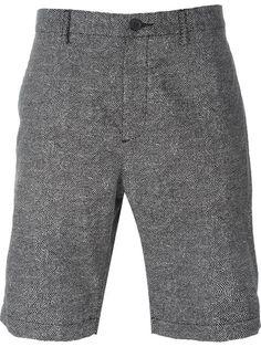 Michael Kors printed bermuda shorts