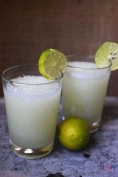 A Taste of South America: Brazilian Lemonade Recipe - Organic Authority Brazilian Drink, Brazilian Lemonade, Refreshing Drinks, Summer Drinks, Healthy Drinks For Kids, Gluten Free Donuts, Homemade Lemonade, Fruit Drinks, Beverages