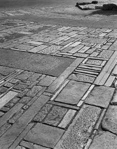 Dimitris Pikionis, Landscaping of the Acropolis Surrounding Area, Athens, Greece, 1957