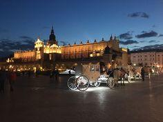 Plaza del Mercado  Cracovia