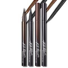 CLIO Waterproof Pen Liner Kill Black