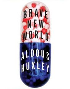 Follow the link attached to this image to read about how Huxley's Brave New World borrowed from Milton' Areopagitica.