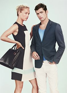d521fb6fd0f39 Hugo by Hugo Boss Spring 2013 Ad Campaign Fashion Articles, Fashion News,  Fashion Models