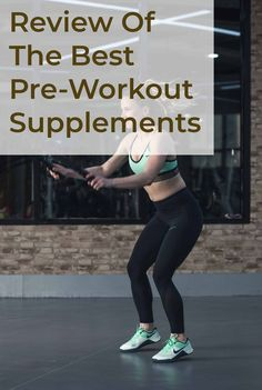 Pre-workout supplements can boost your performance and endurance during intensive workouts. Unfortunately, the sports nutrition and supplement market are flooded by cheap, unhealthy and ineffective products and many consumers lack the expertise to identify supplements that actually work.