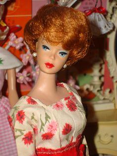 Titian Bubble Cut Vintage Barbie
