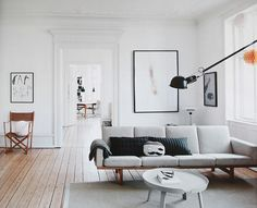 Beautiful Danish Apartment