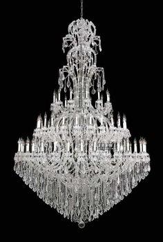 decorative candle crystal chandelier light large crystal chandelier for sale C9293 195cm W x 315cm H