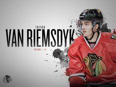 Trevor VAN RIEMSDYK #Blackhawks