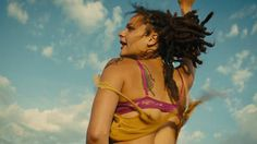 'American Honey': Cannes Review  Newcomer Sasha Lane stars alongside Shia LaBeouf and Riley Keough in Andrea Arnold's first U.S. feature about a teen runaway who takes up with a traveling youth crew.  read more