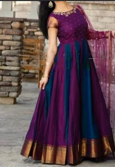 Gown Party Wear, Party Wear Indian Dresses, Indian Gowns Dresses, Indian Fashion Dresses, Dress Indian Style, Indian Dresses For Kids, Indian Long Dress, Prom Dresses, Stylish Dresses For Girls