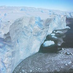 Antarctic Ice Safety Band at Risk - Antarctica is surrounded by huge ice shelves. New research, using ice velocity data from satellites such as ESA's heritage Envisat, has revealed that there is a critical point where these shelves act as a safety band, holding back the ice that flows towards the sea. If lost, it could be …