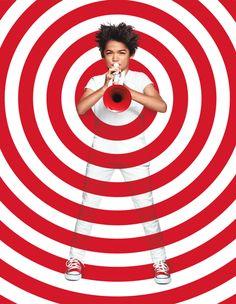 Target tout en couleur