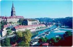 Bern, Switzerland - home of my grandfather