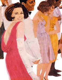 Illustrated by Bernie Fuchs (1962)