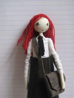 Sarah Strachan: School girls