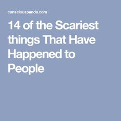 Ever had something happen to you that's so scary, the memory has stayed as vivid as the day it happened? In this article 14 People share their scariest stories. True Creepy Stories, Spooky Stories, Ghost Stories, Urban Stories, Scary Tales, Paranormal Stories, Strange Events, Something Wicked, Reading Stories