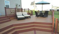 7 Deck Design Ideas Interiorforlife.com deck roof