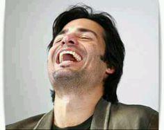 Beautiful laughter