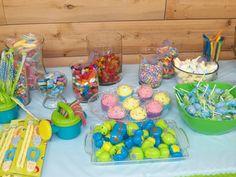 Turtle theme Candy Bar