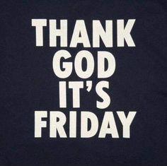 ya viernes!