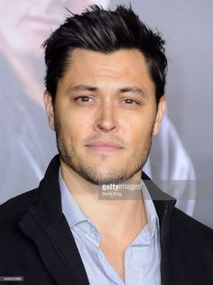 Actor Blair Redford attends the Premiere Of Warner Bros. Pictures' 'Creed' at the Regency Village Theatre on November 19, 2015 in Westwood, California.