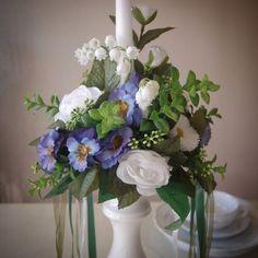 25 Hochzeitsblumen Tischgesteck Tischdeko Hochzeit Brauttisch Bouquet Brautstrauss - Farbe nach Wahl